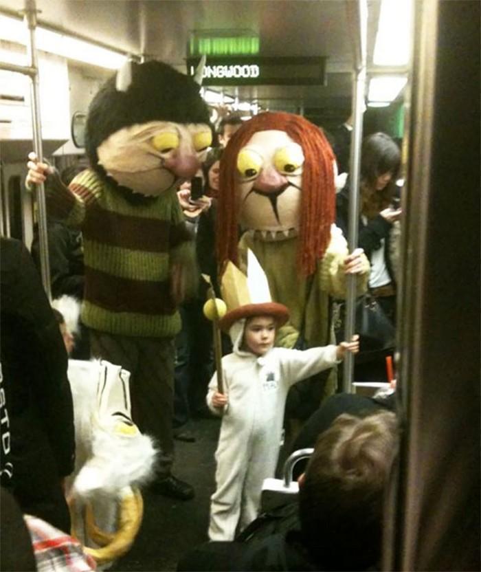 momentos engraçados no metrô (13)