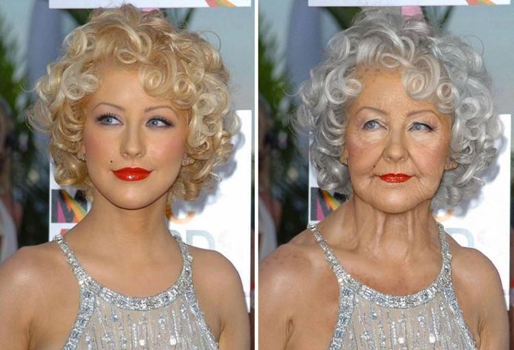 Celebridades envelhecidas no photoshop (2)