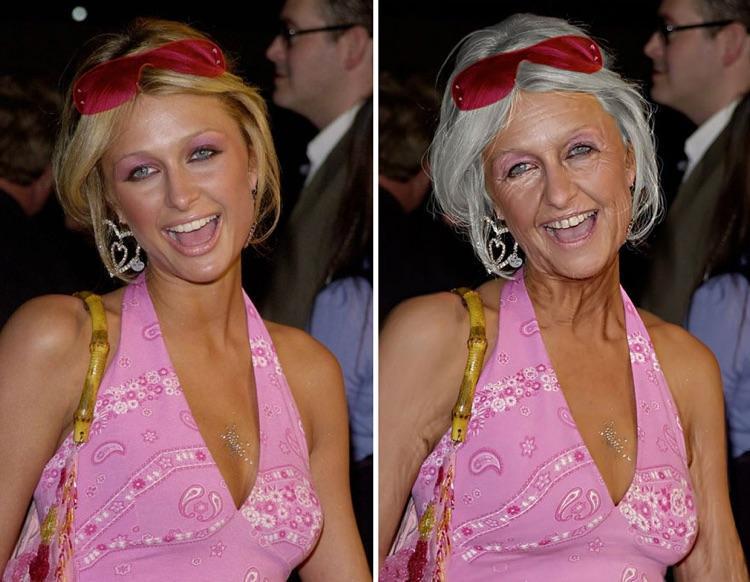 Celebridades envelhecidas no photoshop (4)