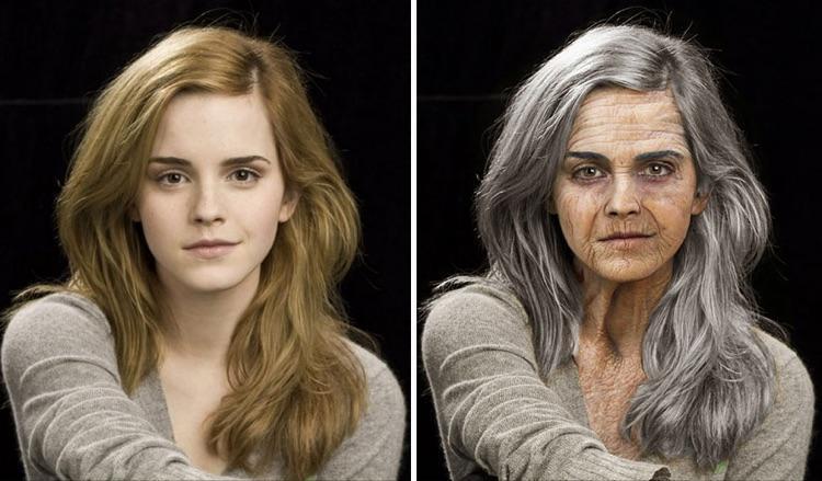 Celebridades envelhecidas no photoshop (19)