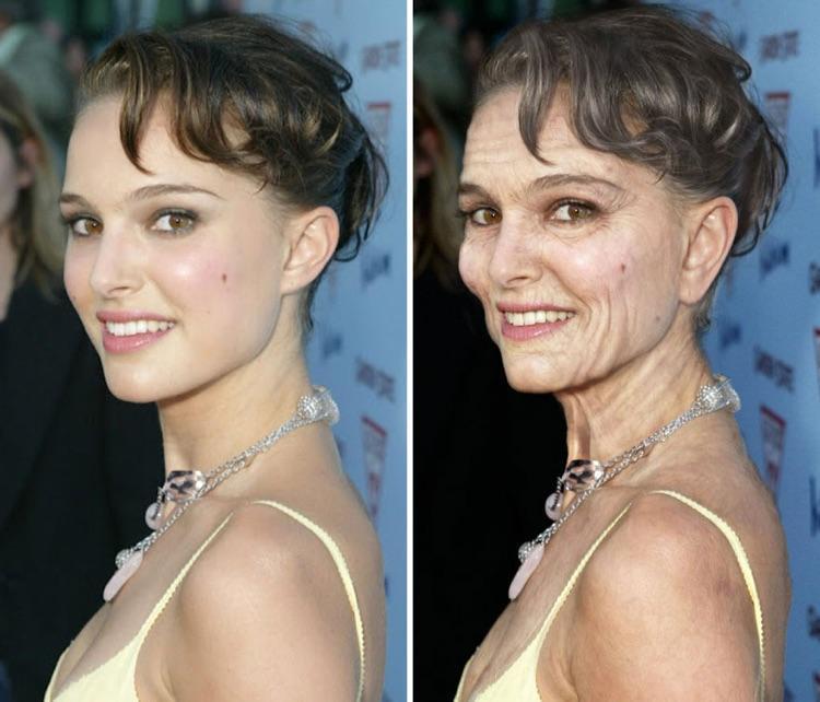 Celebridades envelhecidas no photoshop (20)