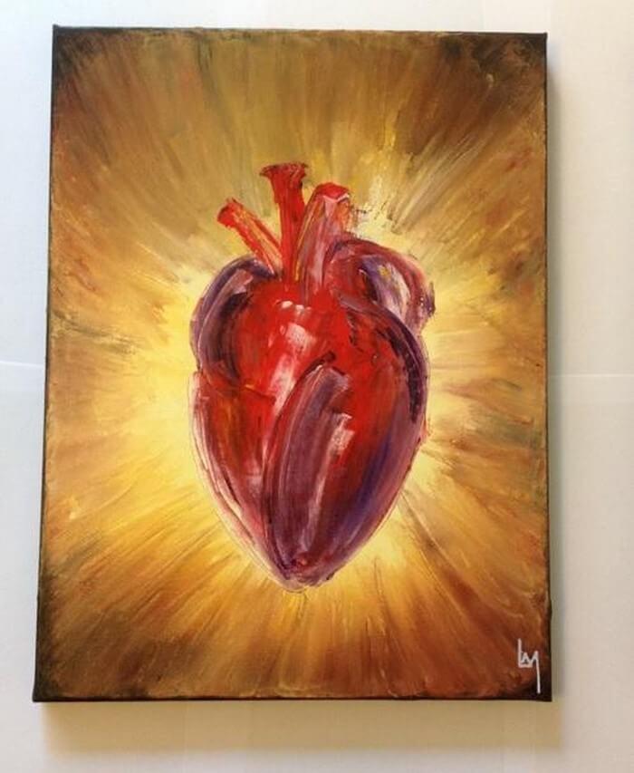 Coração de artista (3)
