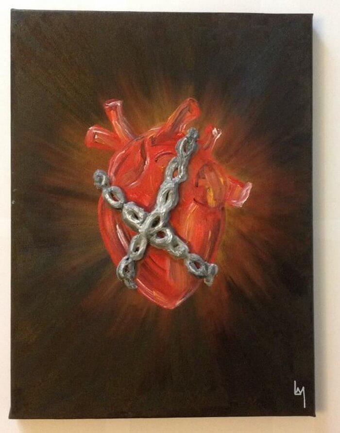 Coração de artista (2)