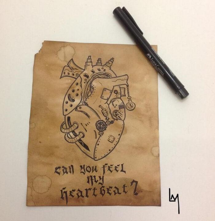 Coração de artista (10)
