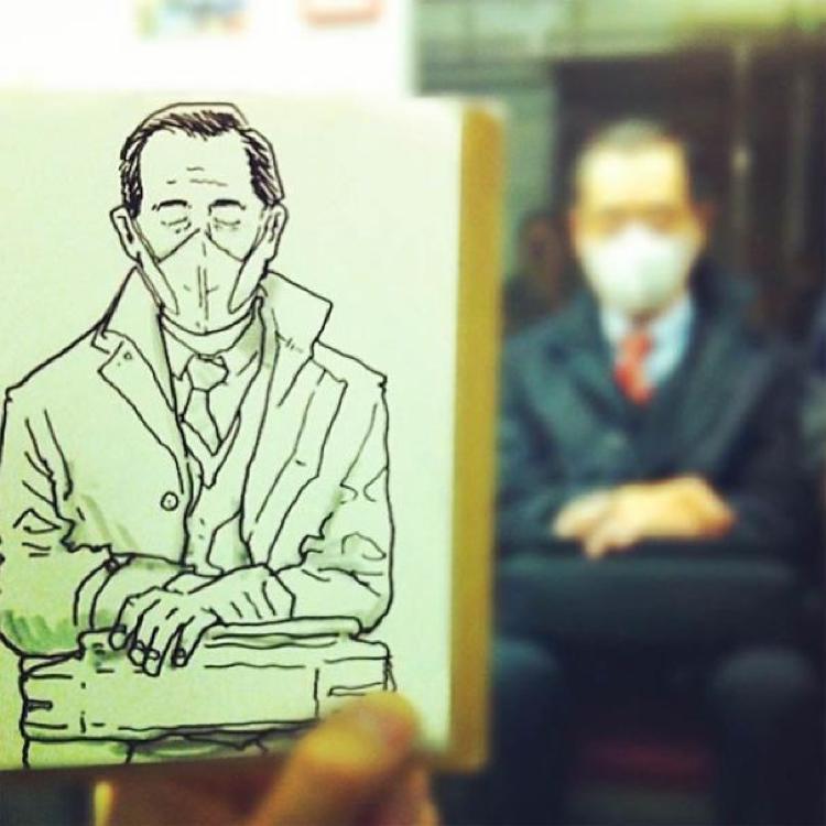 Desenhando cenas da vida cotidiana (2)