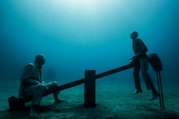 esculturas sob a água (7)