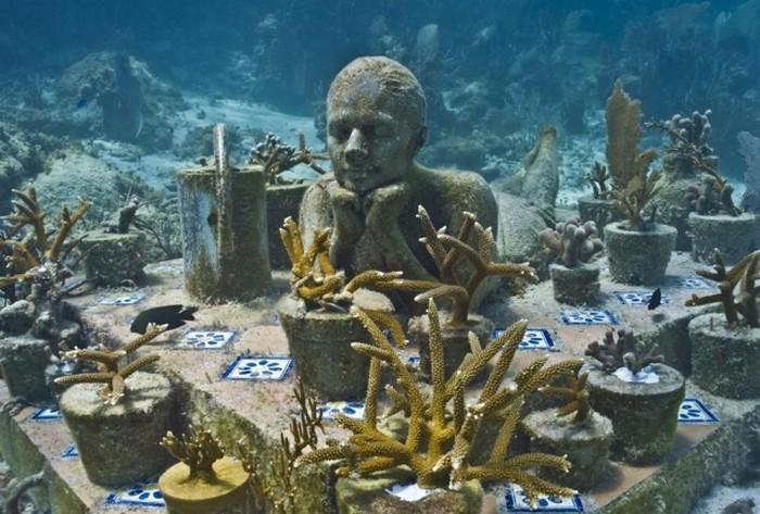 esculturas sob a água (10)
