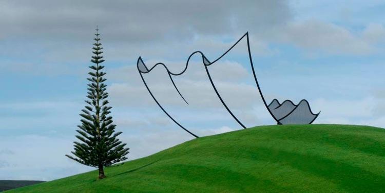 Esculturas estilo desenho (2)