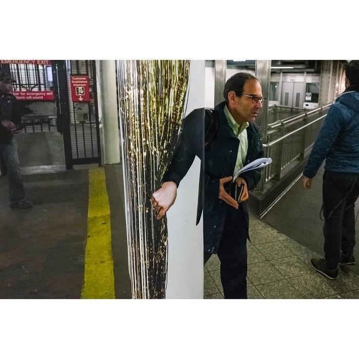 Fotógrafo registra coincidências pelas ruas de Nova Iorque (2)