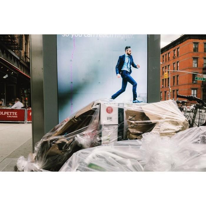 Fotógrafo registra coincidências pelas ruas de Nova Iorque (1)