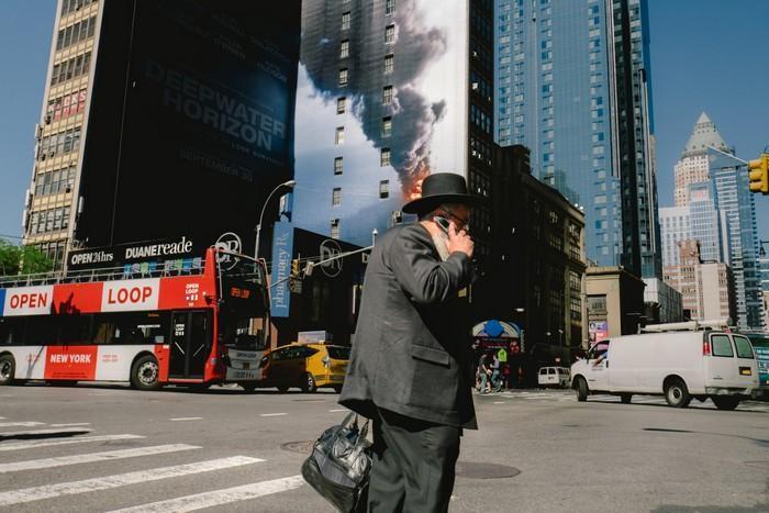 Fotógrafo registra coincidências pelas ruas de Nova Iorque (8)