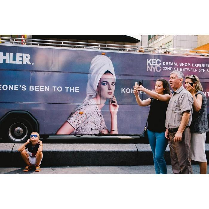 Fotógrafo registra coincidências pelas ruas de Nova Iorque (16)
