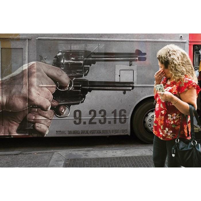 Fotógrafo registra coincidências pelas ruas de Nova Iorque (14)