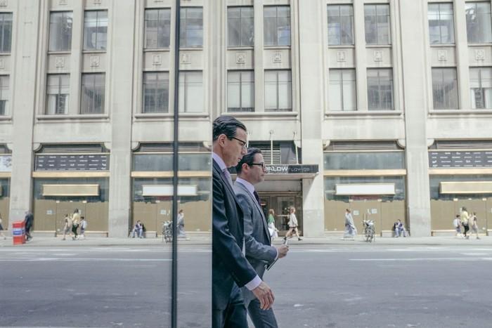 Fotógrafo registra coincidências pelas ruas de Nova Iorque (10)