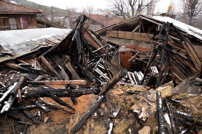 senhor perde casa em incêndio e reencontra gatinho (1)