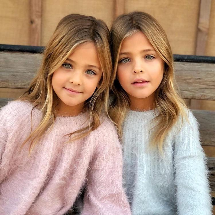 gêmeas consideradas as mais lindas do mundo (2)
