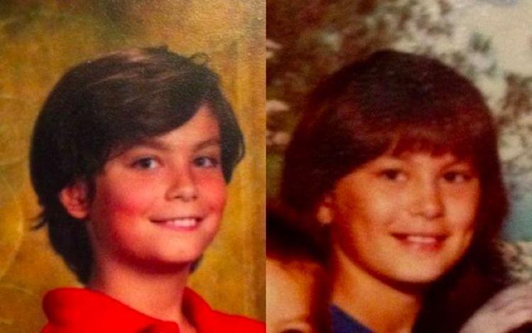 Fotografias dos pais e seus filhos na mesma-idade (10)