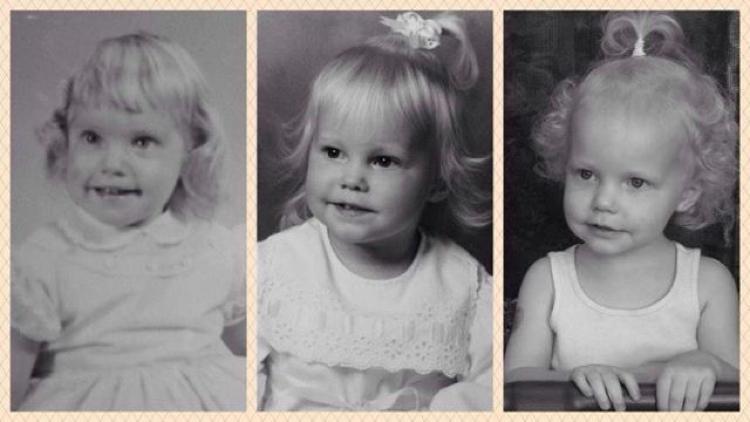 Fotografias dos pais e seus filhos na mesma-idade (17)