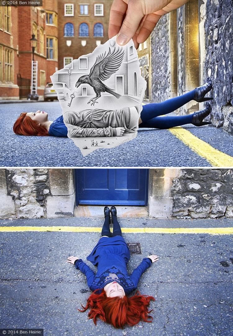 Lápis vs fotografia (3)