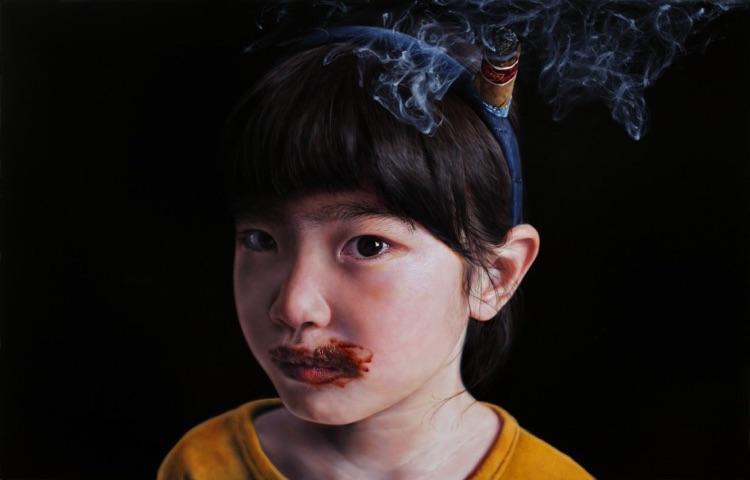 Pinturas Hiper-Realistas (27)