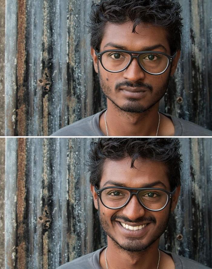 Fotógrafo registra sorriso de estranhos (34)