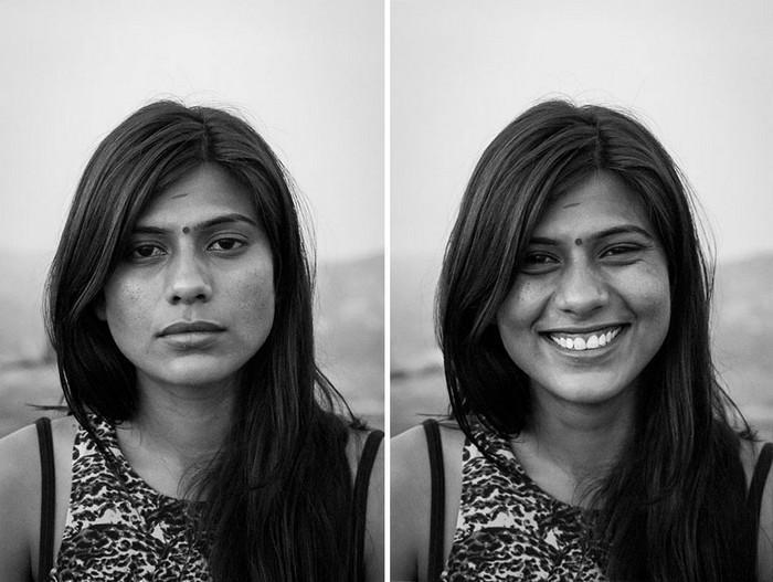 Fotógrafo registra sorriso de estranhos (24)