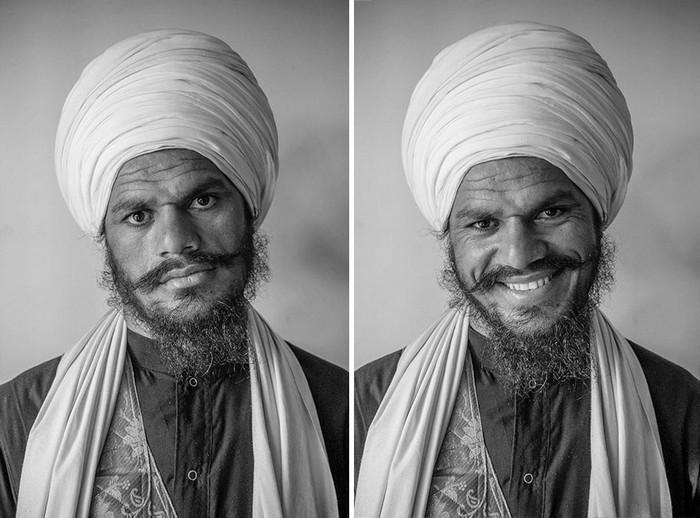 Fotógrafo registra sorriso de estranhos (16)