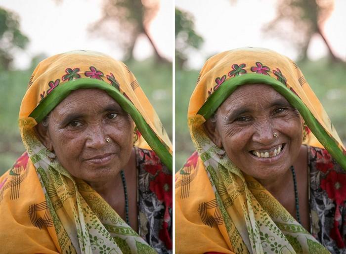 Fotógrafo registra sorriso de estranhos (15)