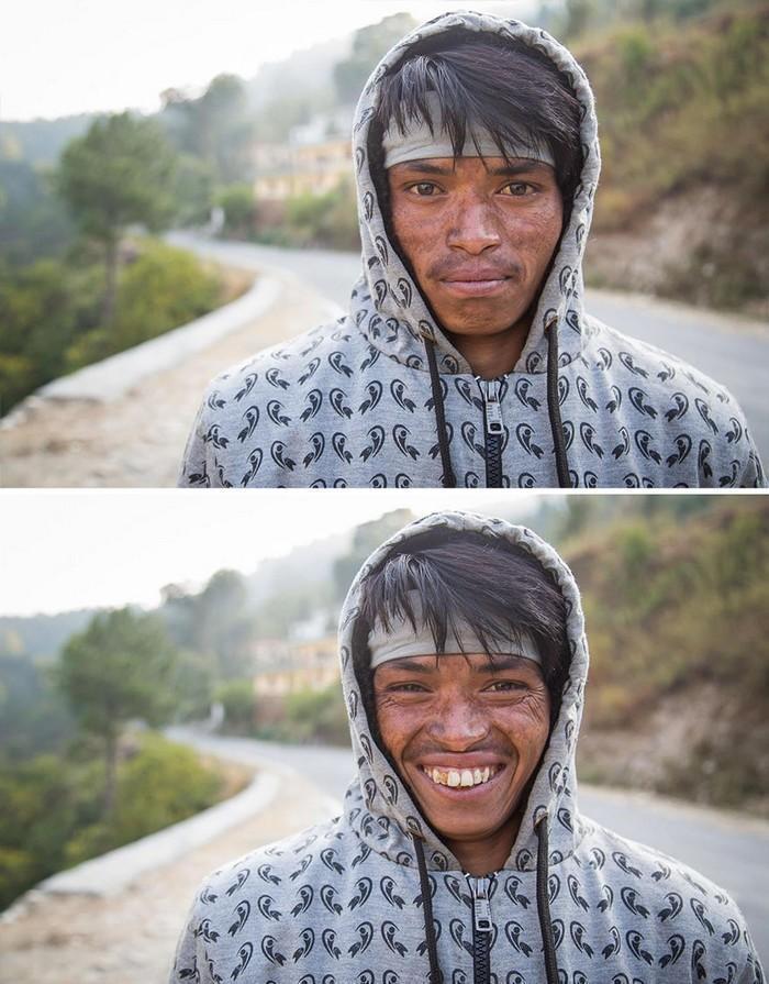 Fotógrafo registra sorriso de estranhos (14)