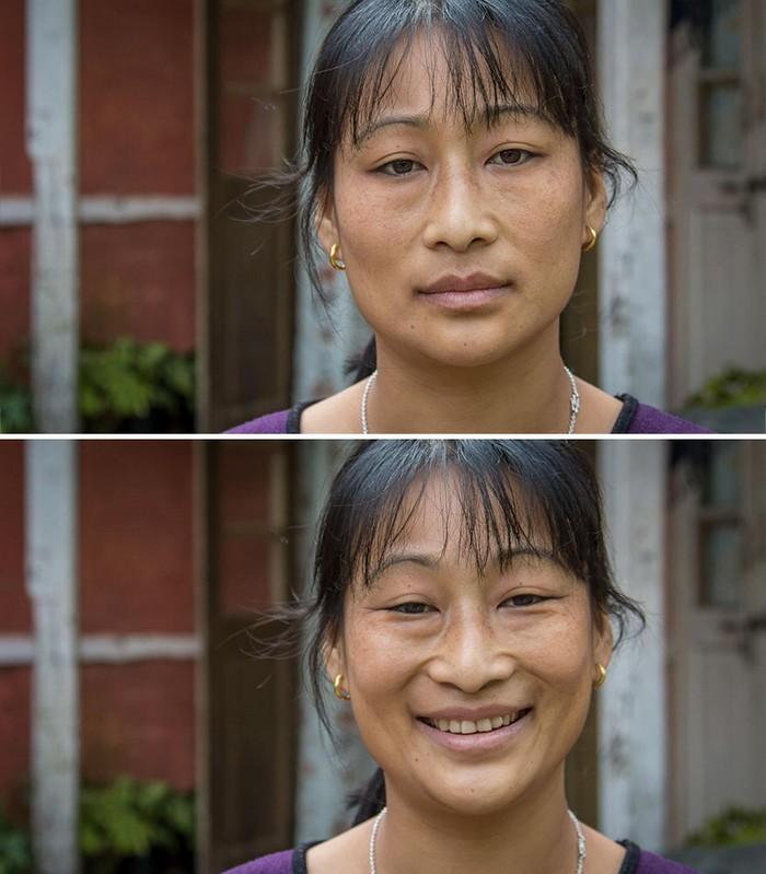 Fotógrafo registra sorriso de estranhos (13)