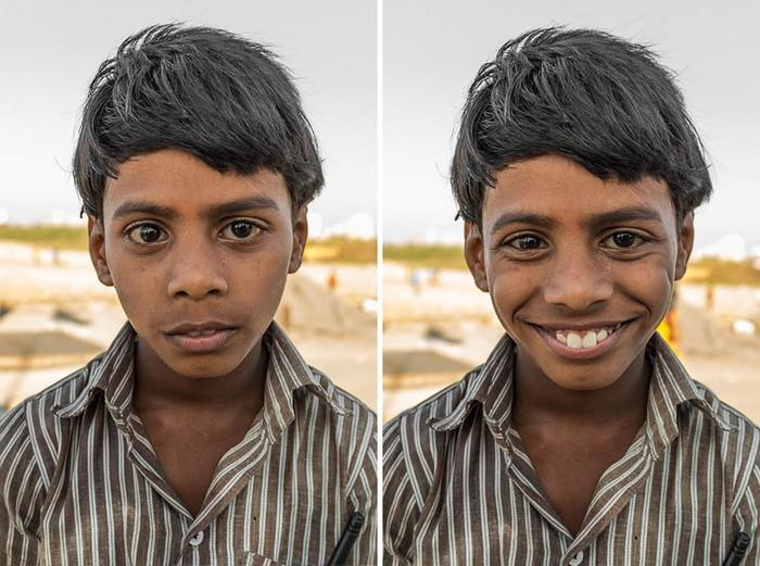 Fotógrafo registra sorriso de estranhos (31)