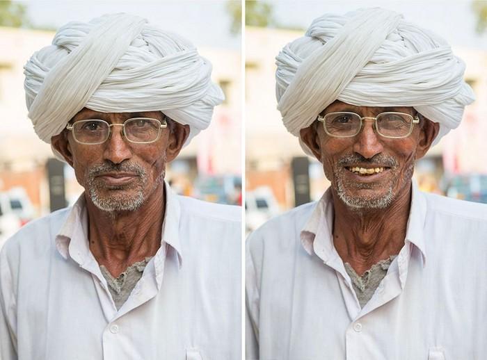 Fotógrafo registra sorriso de estranhos (27)