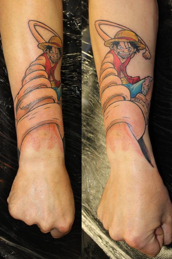Tatuagens com personagens conhecido (9)