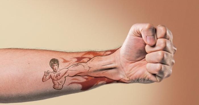 Tatuagens com personagens conhecido (17)