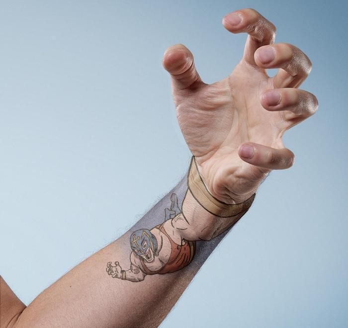 Tatuagens com personagens conhecido (18)