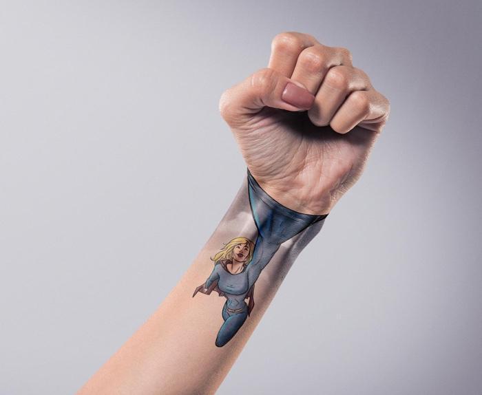Tatuagens com personagens conhecido (22)
