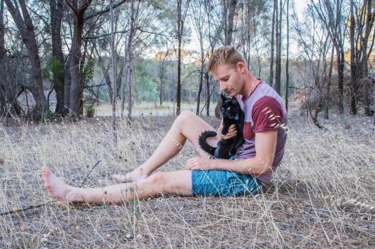 Viajando com o gato (14)