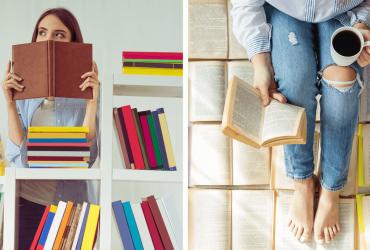 Por que você deve cercar-se de mais livros do que conseguirá ler em vida?