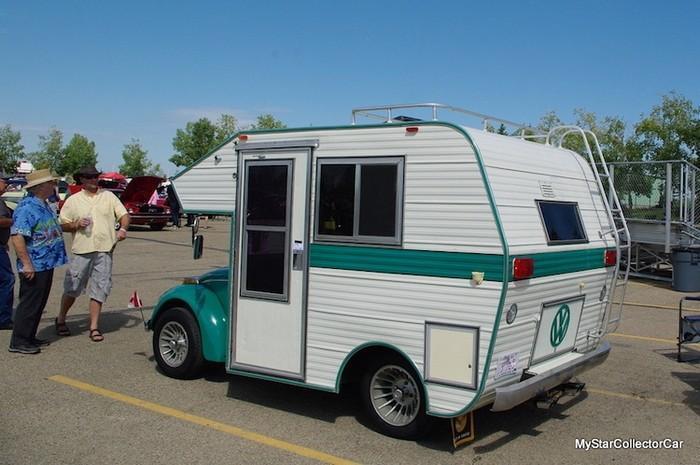 Fuscas convertidos em charmosos trailers de acampamentos (6)