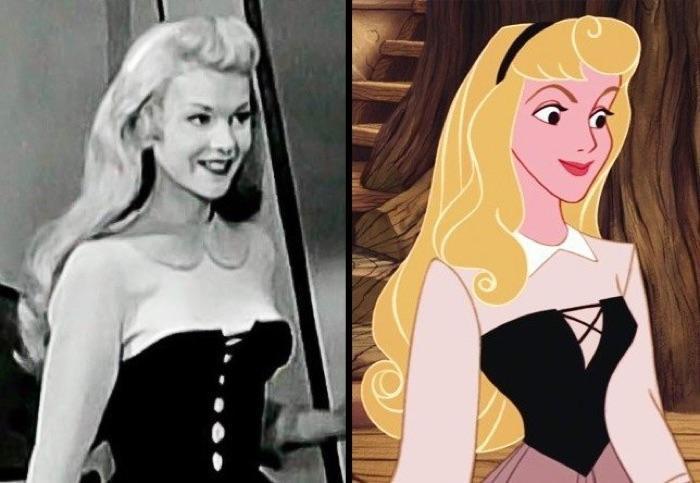 Inspiração dos desenhos Disney (2)