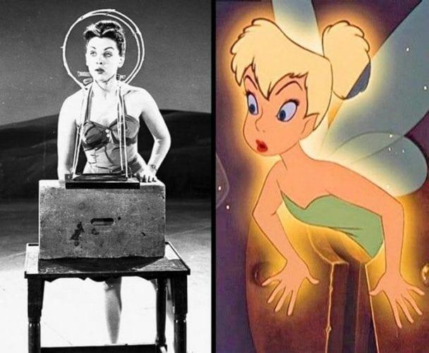 Inspiração dos desenhos Disney (4)