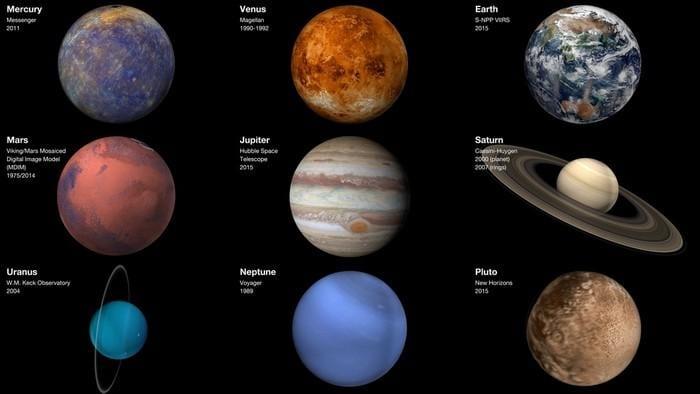 8 Fatos Interessantes Sobre O Nosso Sistema Solar