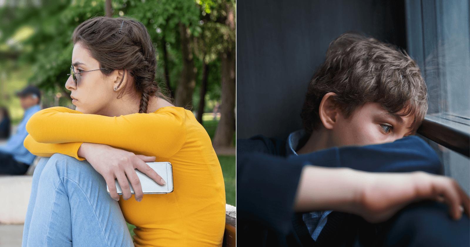 10 razões que esclarecem a ANSIEDADE nos ADOLESCENTES de hoje