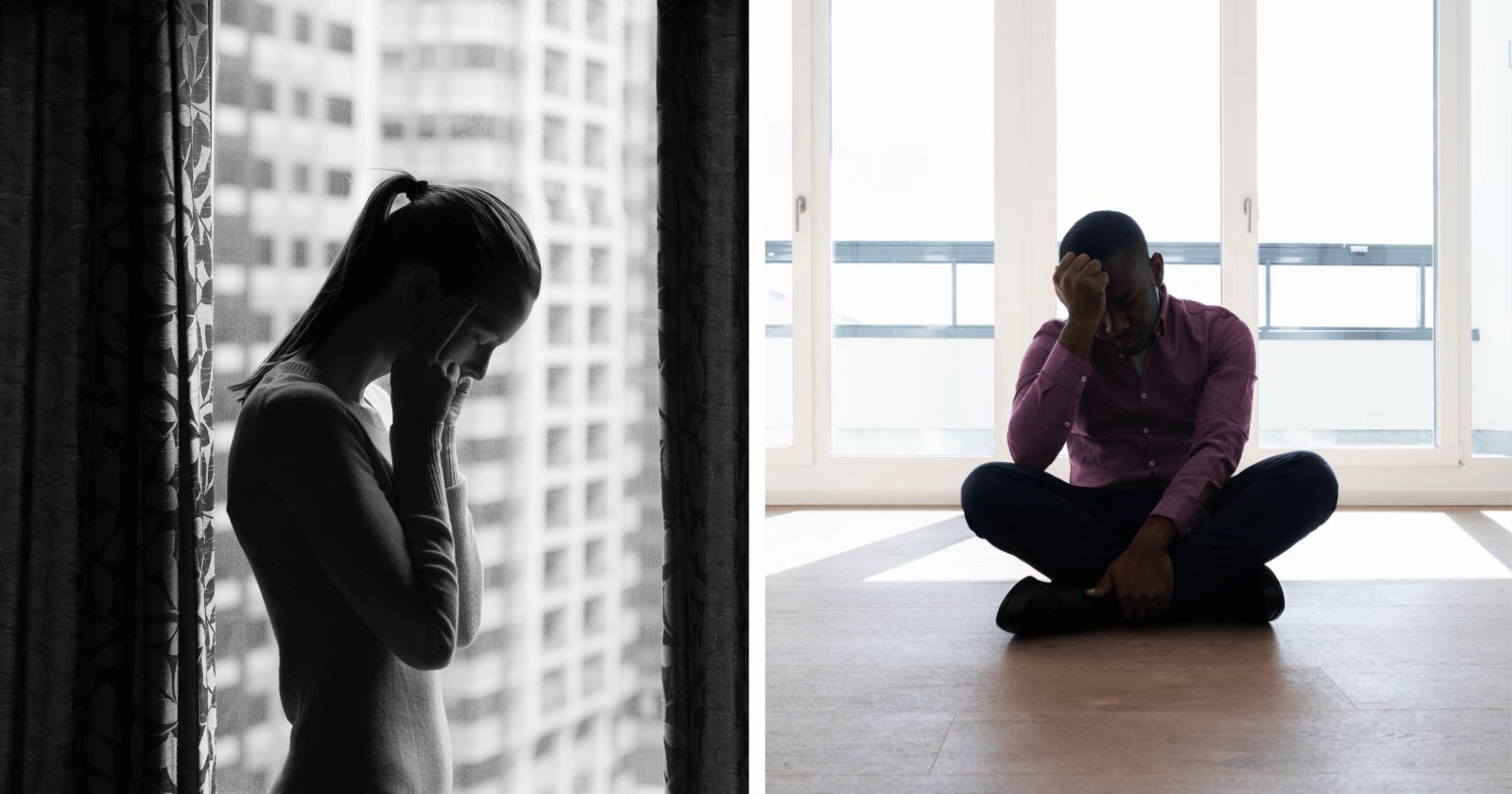 7 mentiras estúpidas e destrutivas que a DEPRESSÃO te conta