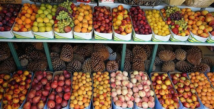 Os alimentos mais nutritivos do mundo