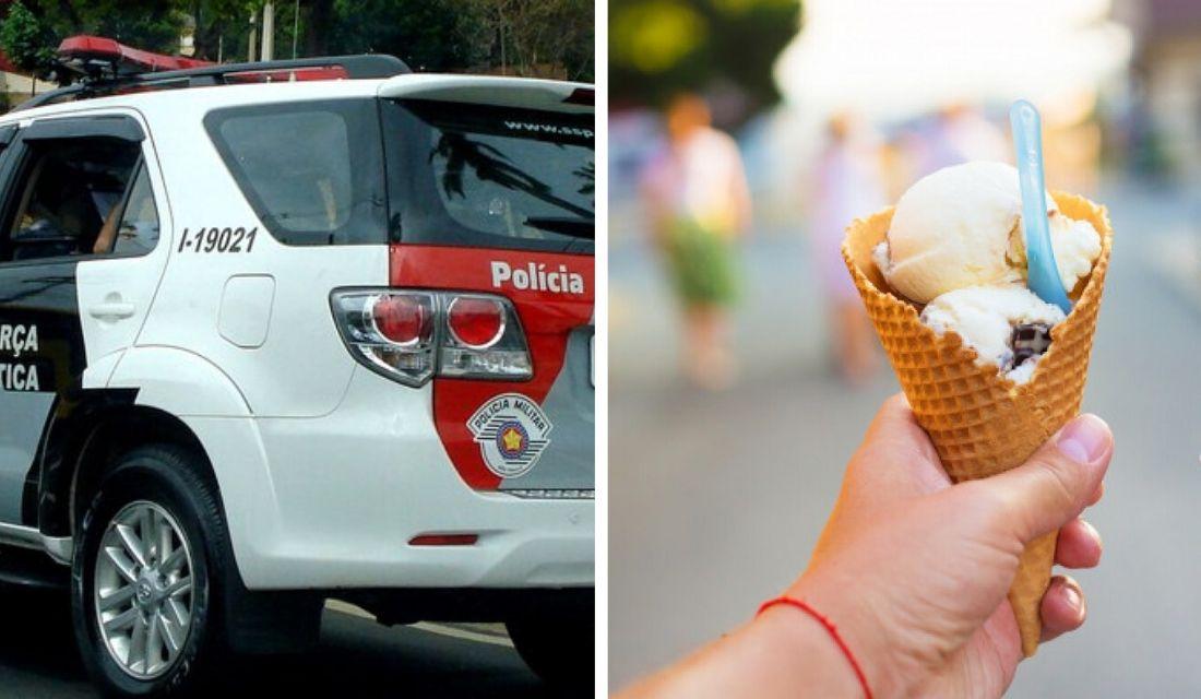 garoto-ganha-bicliceta-de-policiais