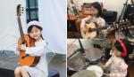 Garotinha de 6 anos viraliza ao aparecer tocando versão sensacional de 'Hotel California'!
