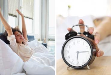 Como acordar cedo todos os dias sem sofrimento?