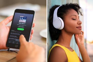 Você sabe como funcionam os serviços de música?