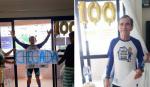 Idoso pernambucano percorre 1.000 km em casa e se torna modelo de inspiração